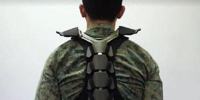 Canggih! Angkatan Darat Singapura Uji Rangka Luar Tubuh Dari Titanium Untuk Kurangi Beban Prajurit