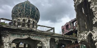 Pemerintah Filipina Siap Rekonstruksi 31 Masjid Di Kota Marawi Yang Hancur Selama Perang Melawan Militan Pro ISIS