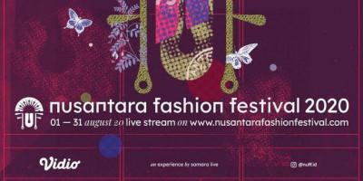 Rayakan HUT Ke-75 RI, NUFF Hadirkan Virtual Fashion Show Terbesar