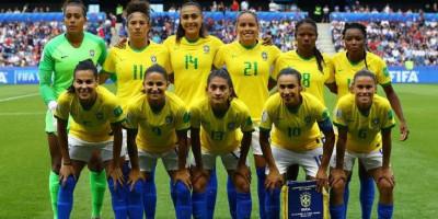 Sah! Brasil Pastikan Gaji Pemain Sepakbola Nasional Wanita Sama Dengan Pria