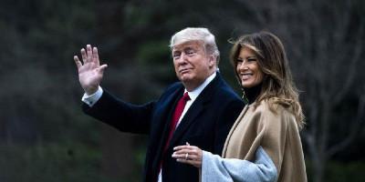 Begini Kondisi Terbaru Donald Trump Dan Melania Trump Setelah Dinyatakan Positif Covid-19