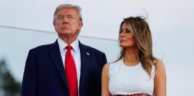 Setelah Ajudan Terdekatnya Positif Covid-19, Donald Trump Dan Istri Isolasi Mandiri