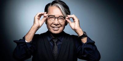 Pendiri Merk Fashion Mewah Kenzo Tutup Usia Karena Covid-19