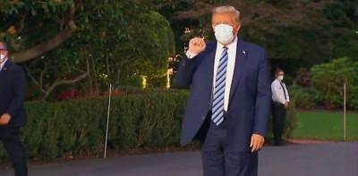 Ini Beda Perawatan Presiden Donald Trump Dan Orang Biasa Amerika Yang Terkena Covid-19