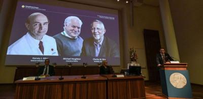 Nobel Kesehatan 2020 Diraih Tiga Ilmuwan Penemu Hepatitis C