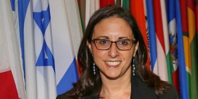 PBB Tunjuk Sarah Weiss Ma'udi Sebagai Wanita Israel Pertama Yang Jadi Wakil Ketua Komite Hukum