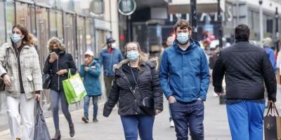 Penelitian: Hampir 100 Ribu Orang Tertular Virus Corona Setiap Hari Di Inggris