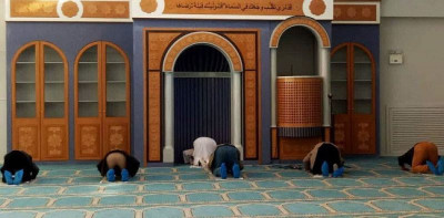Hasil 14 Tahun Penantian, Masjid Pertama Di Athena Dibuka Untuk Shalat