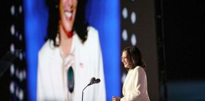 Kamala Harris: Saya Mungkin Wakil Presiden Perempuan Pertama, Tapi Bukan Yang Terakhir