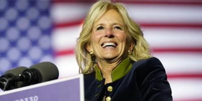 Jill Biden, Ibu Guru Yang Jadi First Lady Amerika