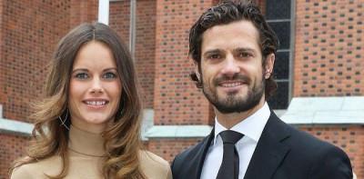 Keluarga Kerajaan Swedia Diserang Virus Corona, Pangeran Carl Philip dan Istri Positif Covid-19