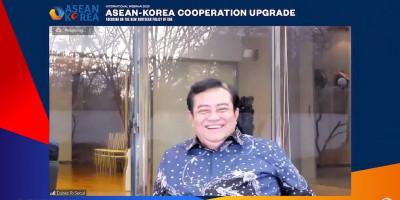 Dubes Umar Hadi: Kerjasama ASEAN-Korea Selatan, 2020 Akan Dikenang Sebagai Fajar Bagi Tranformasi Besar