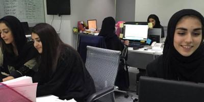 Pekerja dan Investor Wanita Di Arab Saudi Meningkat Tajam Tahun Ini