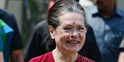 Ulang Tahun, Politikus  India Sonia Gandhi Menyepi Ke Goa Untuk Beristirahat Karena Infeksi Dada