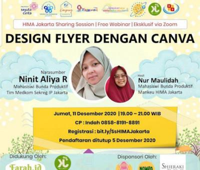 Belajar Desain Flyer ala Ibu Profesional Jakarta: Makin Kreatif, Makin Unik!
