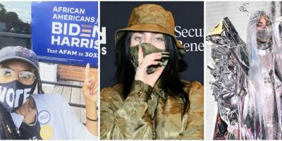Masker Pesohor Hollywood, Saksi Kemenangan di Panggung Musik Hingga Panggung Politik