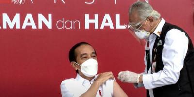 Profil Prof Abdul Muthalib, Dokter Kepresidenan yang Memvaksin Presiden Jokowi