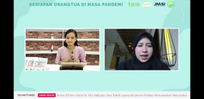 Belum Ada Vaksin Covid-19 Khusus Ibu Hamil, Dr. Marinda Suzanta: Pastikan Jaga Kesehatan, Pilihlah RS Yang Aman dan Nyaman