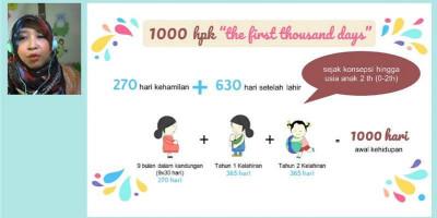 1.000 Hari Pertama Kehidupan Yang Sangat Menentukan Kualitas Seseorang
