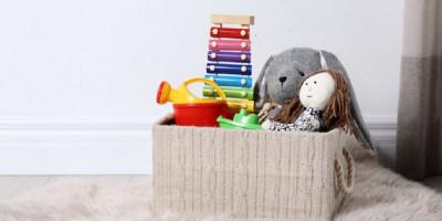 Empat Cara Mudah Merapikan Mainan Anak Di Rumah
