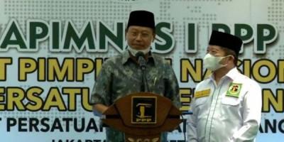 Rekonsiliasi Menjanjikan, Djan Faridz Siap Bantu Suharso Monoarfa Besarkan PPP