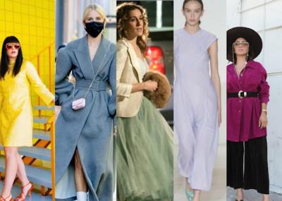5 Warna Fashion Trend 2021 Yang Bikin Kita Jatuh Cinta