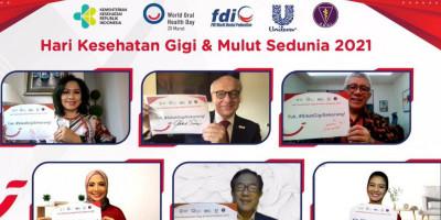 Radang Gusi Media Baik Perkembangbiakan Covid-19, Pepsodent Ajak Masyarakat Peduli Kesehatan Gigi