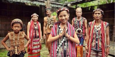 Tenun Ulap Doyo, Warisan Suku Dayak Benuaq Bermotif Khas Yang Ramah Lingkungan