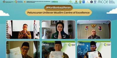 Dukung Indonesia Jadi Pusat Ekonomi Syariah, Unilever Luncurkan MCOE