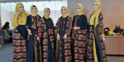 FridAulia Persembahkan A Tribute to Your Soul di Bogor Fashion Culture