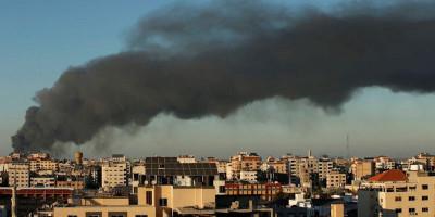 Serangan Israel Rusak Pusat Tes Dan Vaksinasi Covid-19 Di Gaza
