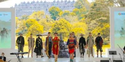 BI Jateng & IFC Suguhkan Kolaborasi Fesyen, Musik, dan Tarian Tradisional