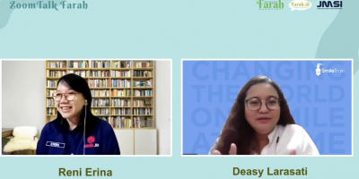 Deasy Larasati, Mengukir Senyum Anak-anak Indonesia Lewat Sentuhan Program Smile Train