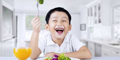 Jadi, Ini Lho Bun, 6 Nutrisi yang Berkhasiat Membantu Konsentrasi Belajar Anak