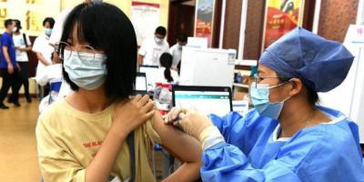 Rem Lonjakan Kasus Covid-19, China Sasar Siswa Sekolah Untuk Kampanye Vaksinasi Terbaru