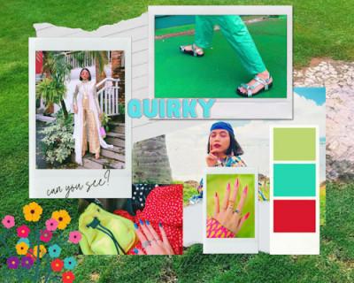 Quirky Style ala Atjil Untuk Ceriakan Harimu!