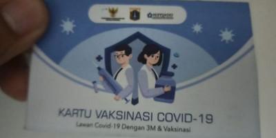Gelar Shalat Jumat, Istiqlal Wajibkan Jamaah Bawa Kartu Vaksin
