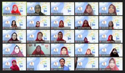 Sambut HUT Ke-17, PIKA Rekind Gelar Doa Bersama & Webinar Kesehatan Tentang Isolasi Mandiri Pasien Covid-19 Bersama dr. Jaka Pradipta