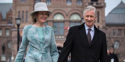 Covid Serang Keluarga Kerajaan Belgia, Raja dan Ratu Dikarantina