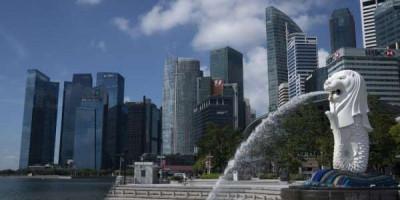 Sempat Berdamai, Singapura Kembali Dikepung Covid-19