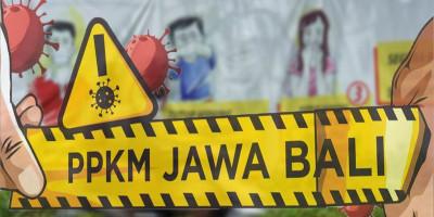 Wouw, PPKM Akan Terus Diberlakukan di Jawa-Bali Hingga Covid Terkendali!