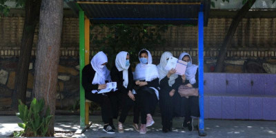 Taliban Pastikan Anak Perempuan Bisa Segera Kembali ke Sekolah