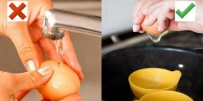Bahaya, Stop Mencuci Telur Sebelum Disimpan!