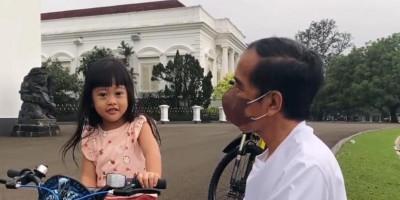 Stress Jokowi Hilang Jika Bersama Sosok Ini